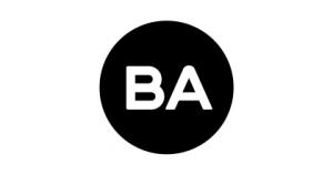 Logo BA Vidro