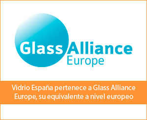 Vidrio España pertenece a Glass Alliance Europe, su equivalente a nivel europeo